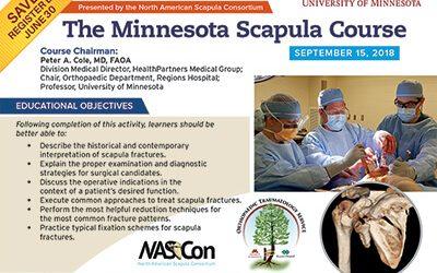 The Minnesota Scapula Course 2019
